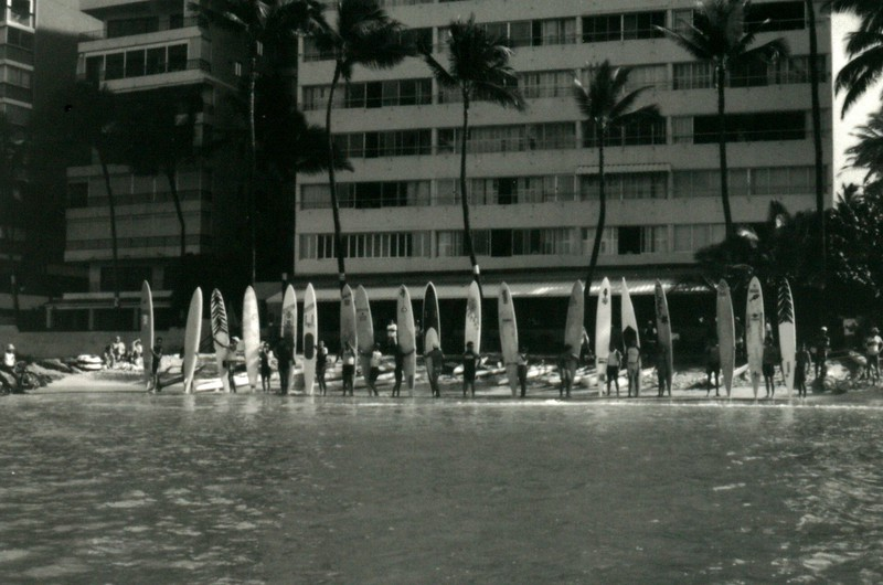 1991 Winter 10K Paddleboard Race
