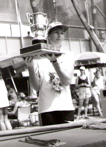 1991 Dad Center Race