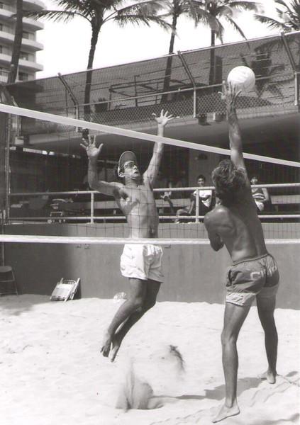 1991 Duke State Sand VB Championships