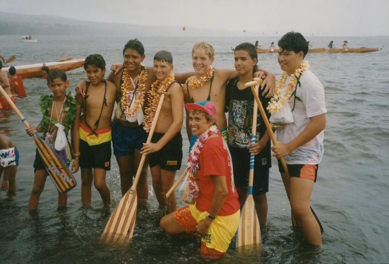 1991 HCRA State Championship