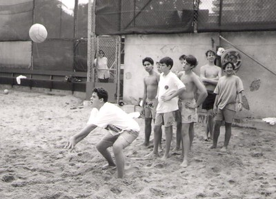 1991 Junior Volleyball Clinic 12-1991