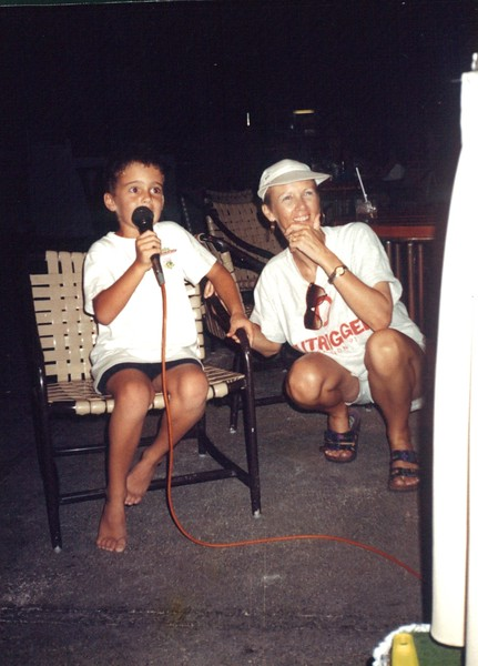 1991 Karaoke Night