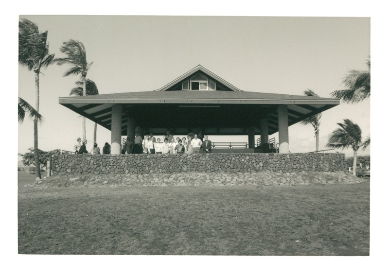 1991 Dedication of the Keehi Lagoon Competition Center