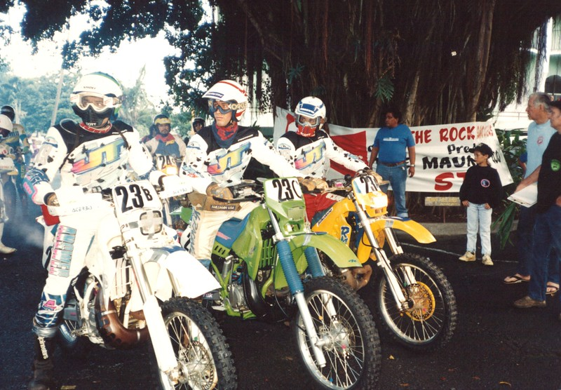 1991 Mauna Kea 200