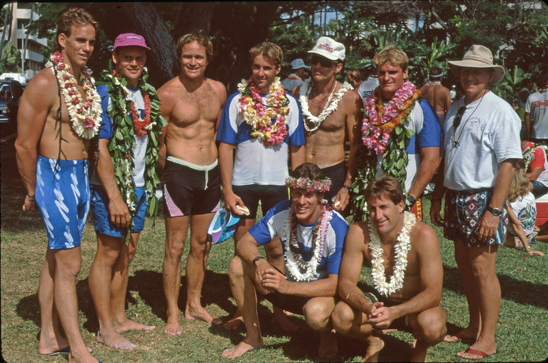 1991 Molokai Hoe