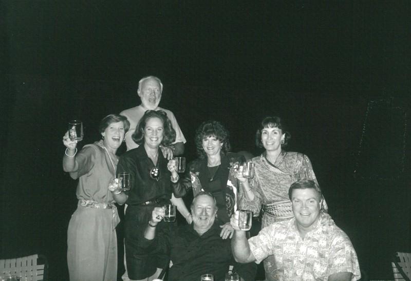 1991 Oktoberfest Party