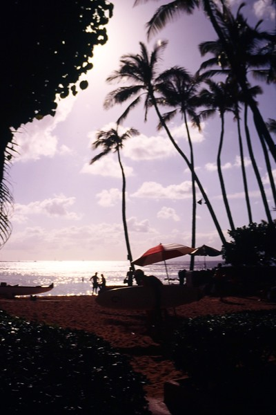 1991 Outrigger Beach