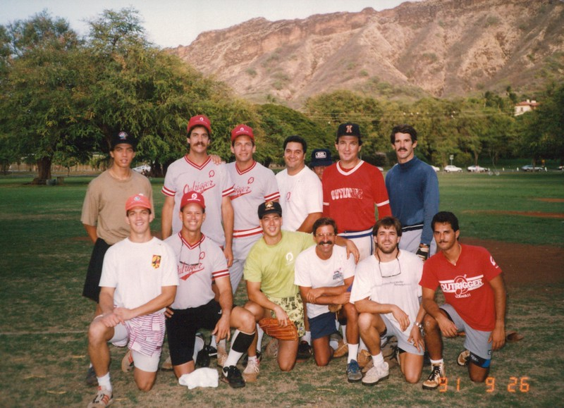 1991 OCC Softball Team