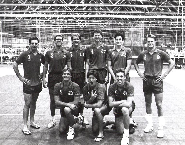1991 USAV National Championships Men's Open