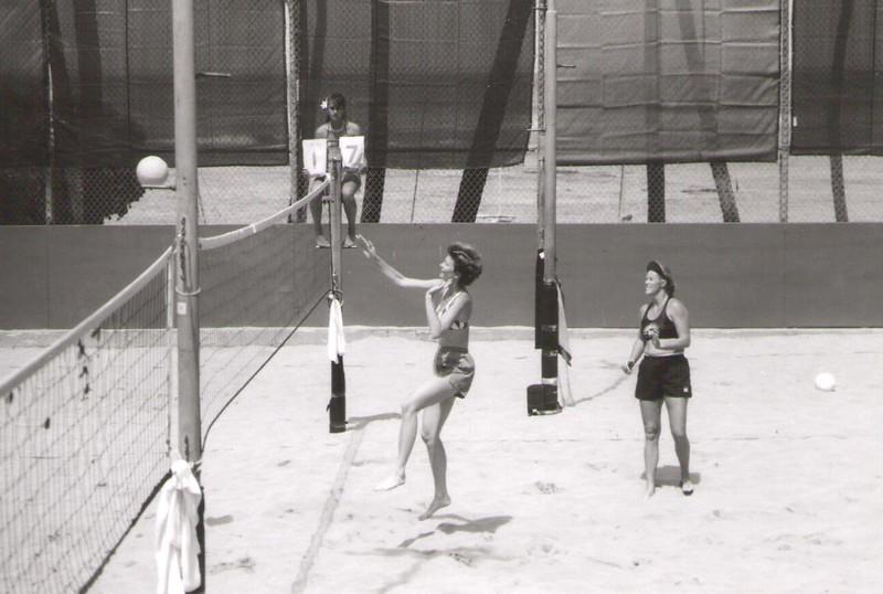 1991 Women's Open VB Tournament 6-2-1991