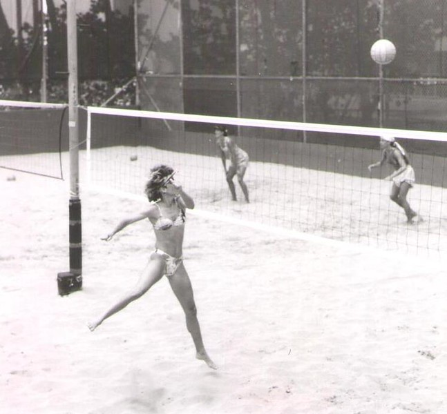 1991 Women's Open VB Tournament 6-2-1991