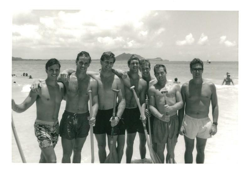 1991 Kamehameha Day Regatta