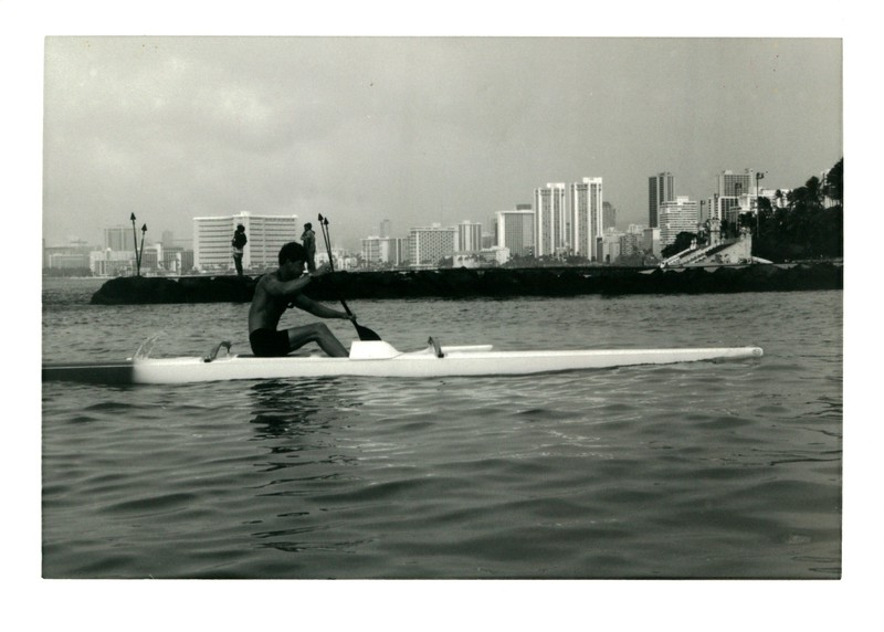 1991 Tri Ocean Surfski and Kayak Race