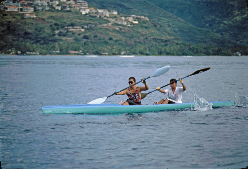 1991 OCC Kayak Race