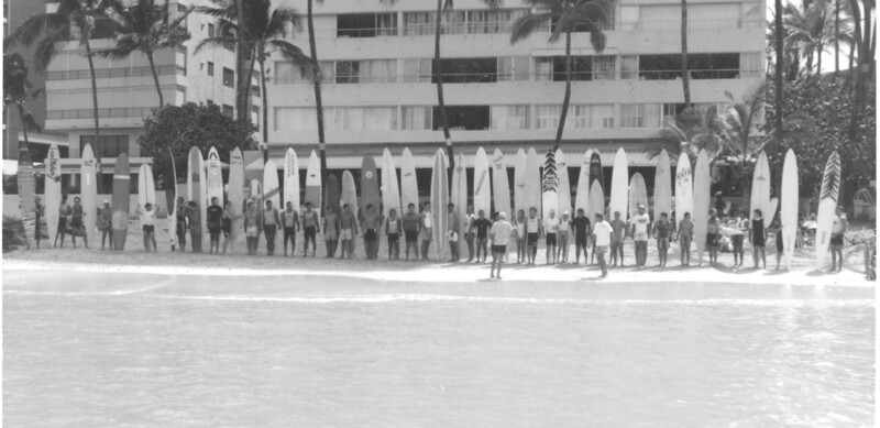 1991 Cline Mann 5K Paddleboard Race