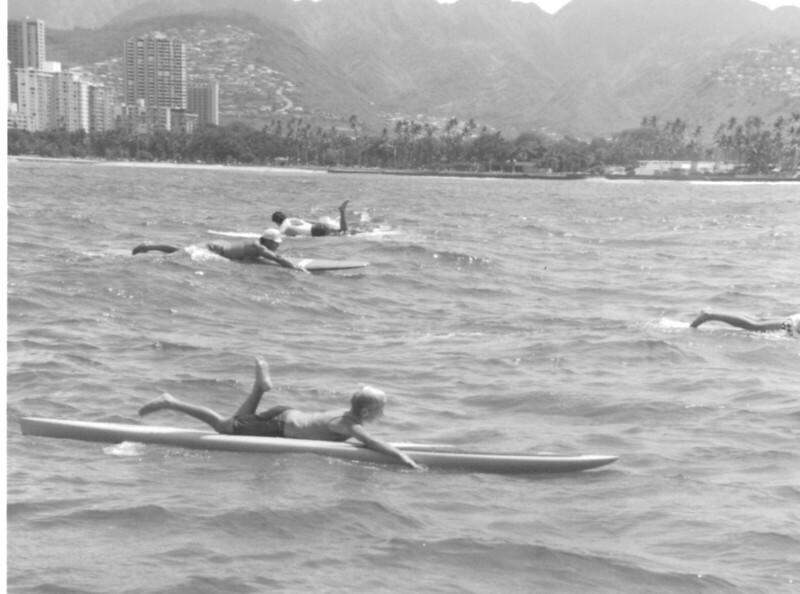 1991 Cline Mann 5K Paddleboard Race
