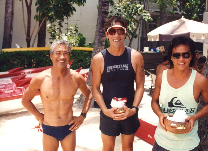 1992 Summer Surf PB Race