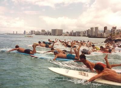 12th Annual Summer Surf PB Race 6-20-1992