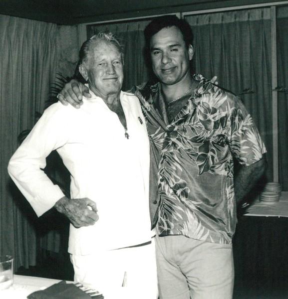 1992 Aloha Party