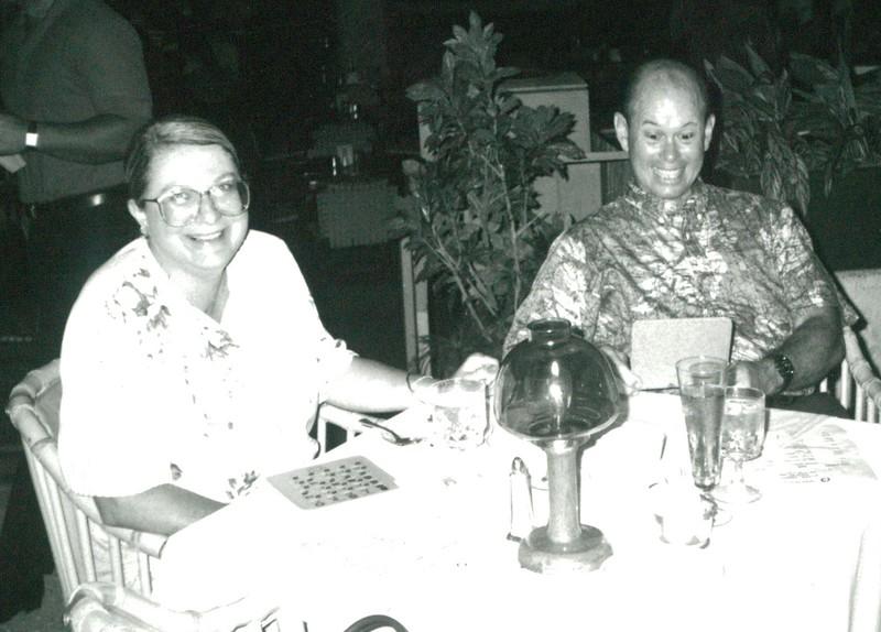 1992 Bingo Night