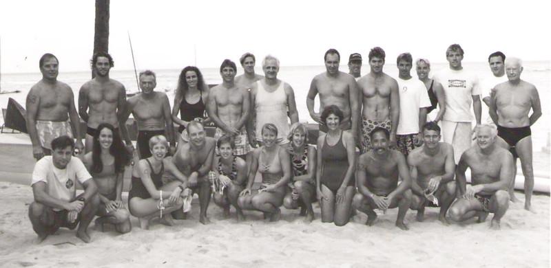 1992 Castle Swim