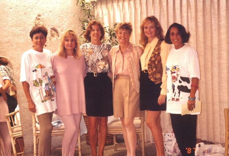 1992 Casual Corner Fashion Show