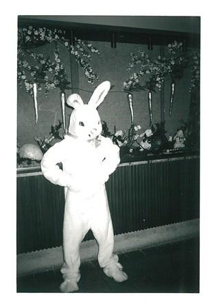 1992 Easter Brunch 4-19-1992