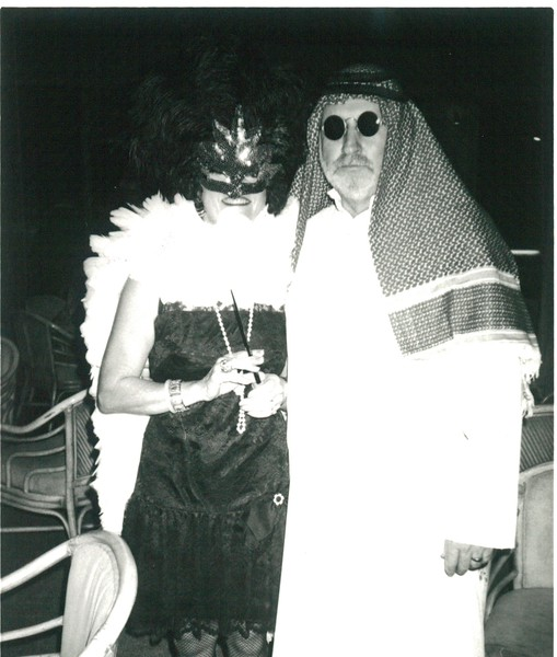 1992 Halloween Party