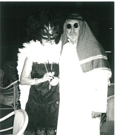 1992 Halloween Party 10-31-1992