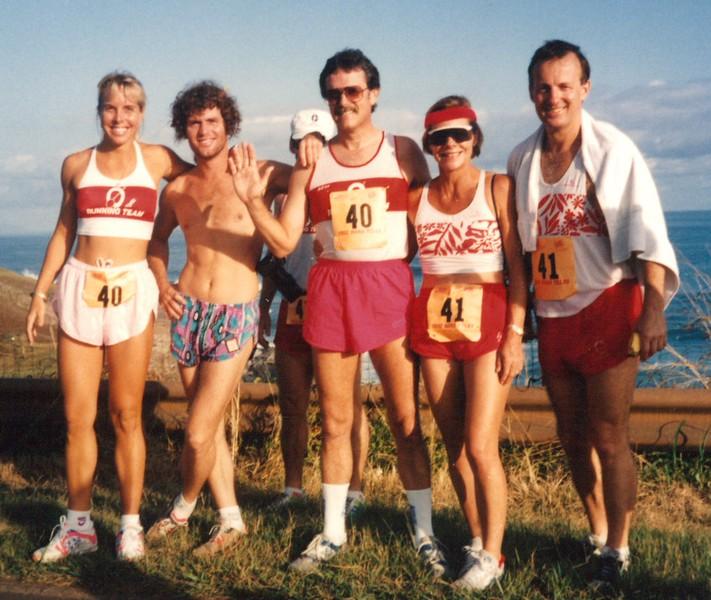 1992 Hana Relays