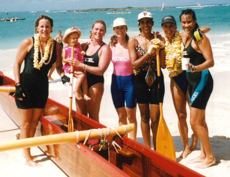 1992 Kamehameha Regatta