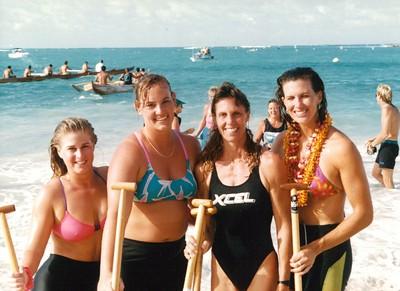 1992 Kamehamaha Day Regatta 6-14-1992