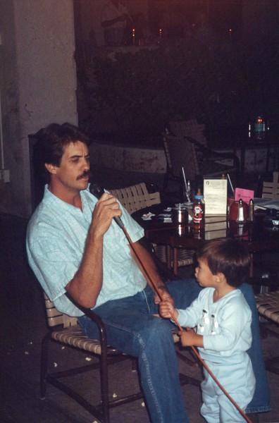 1992 Karaoke Night