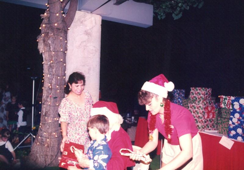 1992 Keiki Christmas Party