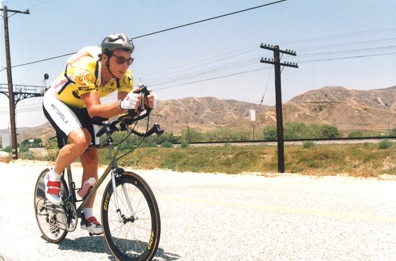 1992 RAAM Bike Race