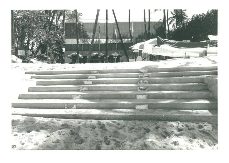 1992 New Beach Stairs