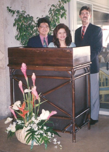 1992 Dining Room Hosts