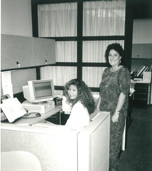 1992 Remodeled Executive Office