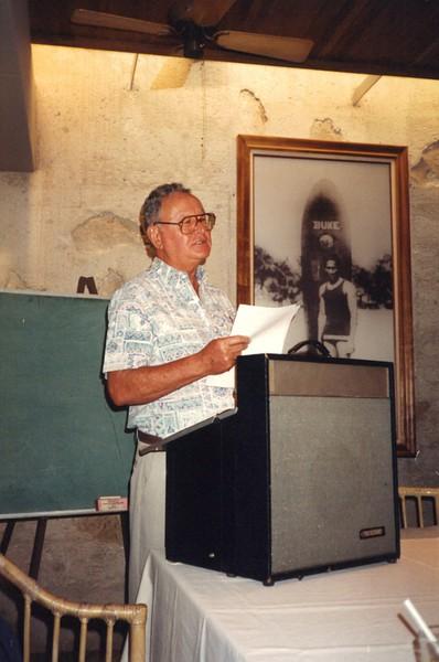 1991-1992 ODKF President Elia Long