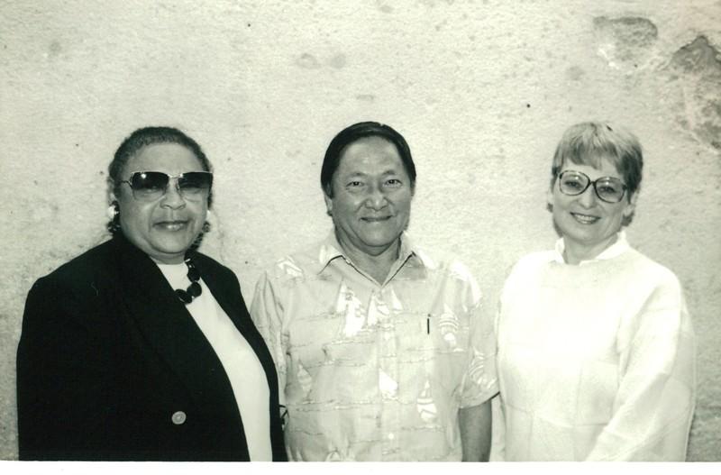 1992 New ODKF Board Members