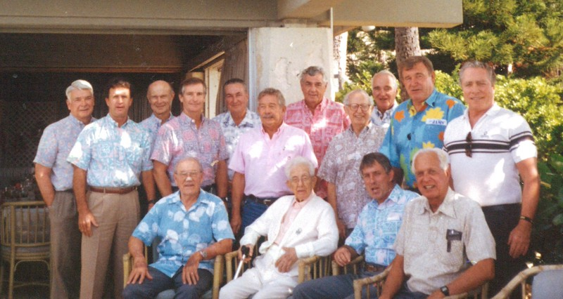 1992 Past President's Lunch