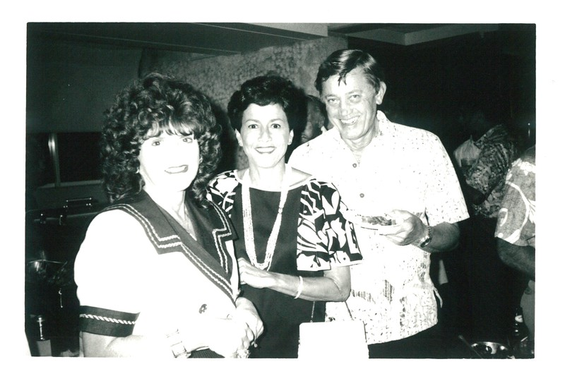 1992 President's Party