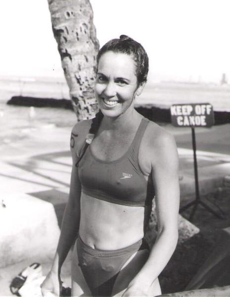 1992 Run-Swim Biathlon