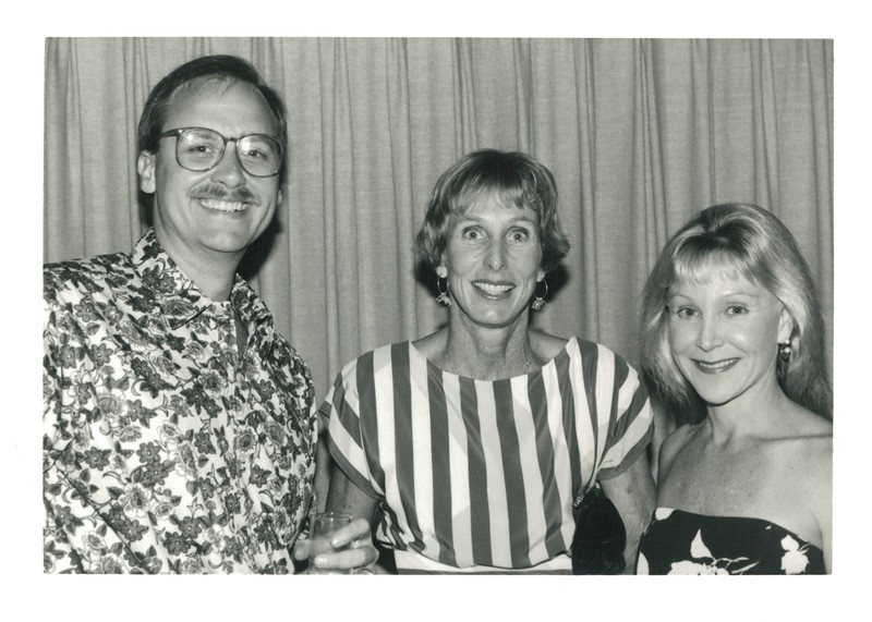 1992 Running Awards Party