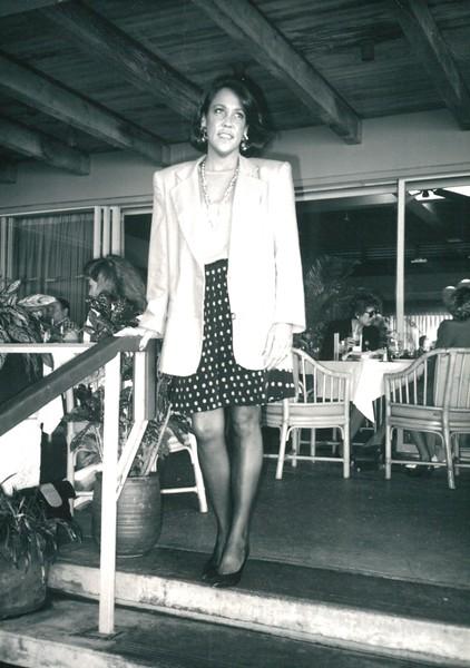 1992 Valentine's Day Fashion Show