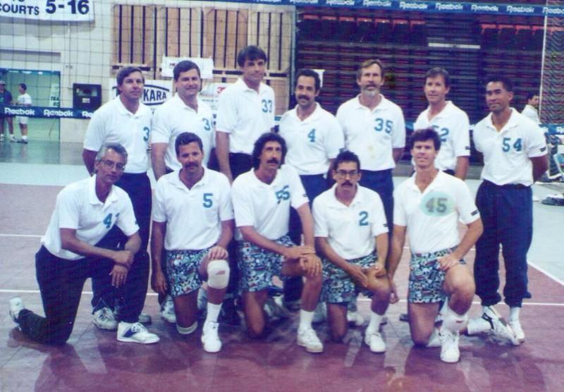 1992 USAV National Championships Men 35