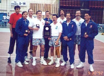 1992 Volleyball