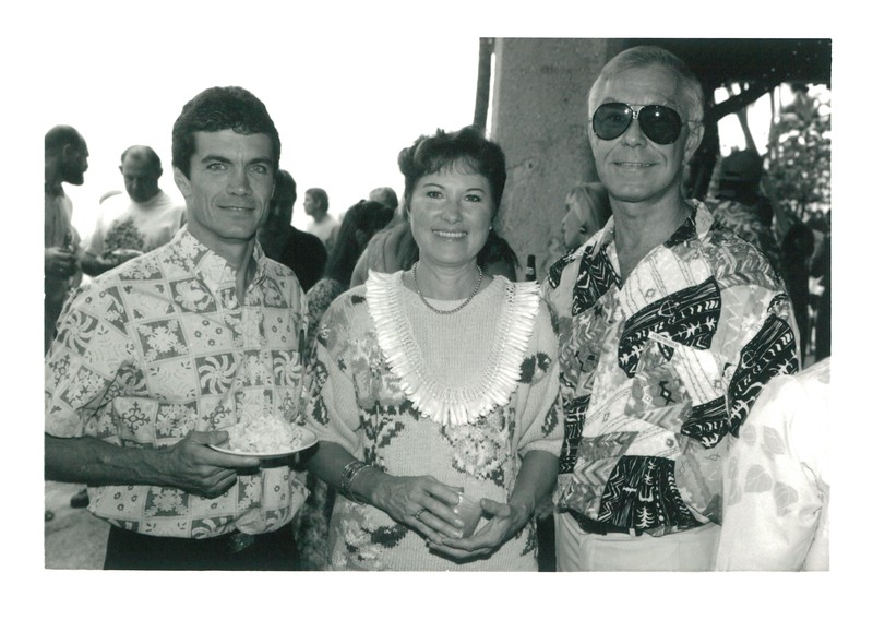 1992 Christmas Open House