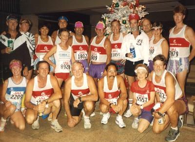 20th Annual Honolulu Marathon 12-13-1992