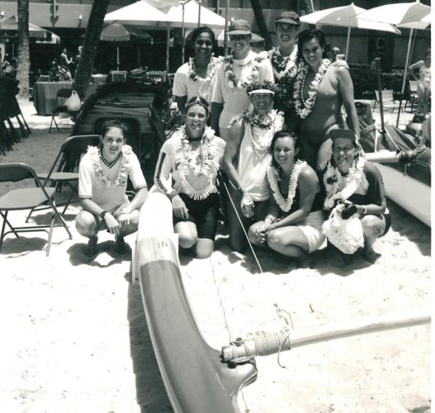 1993 Dad Center Race